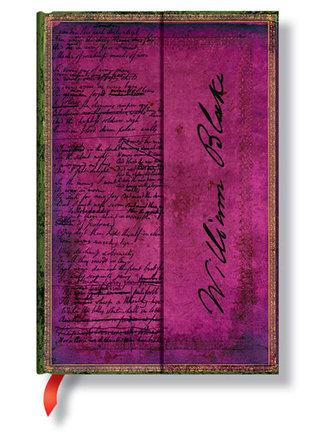Zápisník - Blake, mini 95x140