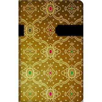 Zápisník - Cuivre, slim 90x180