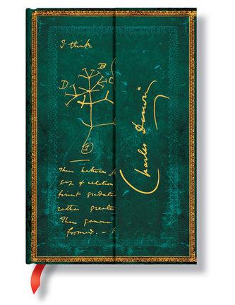 Zápisník - Darwin, Tree of Life, mini 95x140