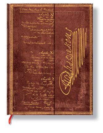 Zápisník - Dickens, Mutual Friend Wrap, ultra 180x230