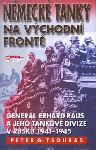 Německé tanky na východní frontě