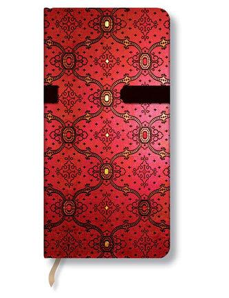 Zápisník - French Ornate Cherry Slim, slim 90x180