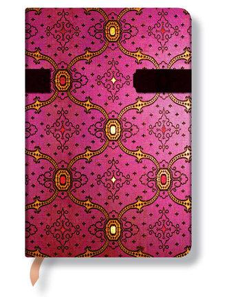 Zápisník - Fuchsia, mini 95x140