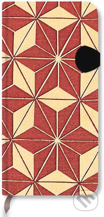 Zápisník - Hishi, slim 90x180