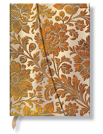 Zápisník - Honey Bloom Wrap, midi 120x170
