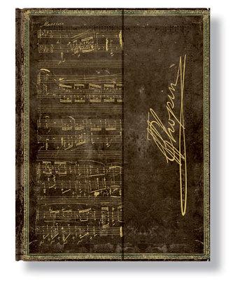 Zápisník - Chopin Polonaise, ultra 180x230