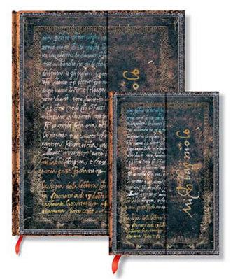 Zápisník - Michelangelo, Handwriting, mini 95x140