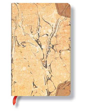 Zápisník - Mocha, maxi 135x210