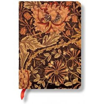 Zápisník - Morris Honeysuckle, midi 120x170