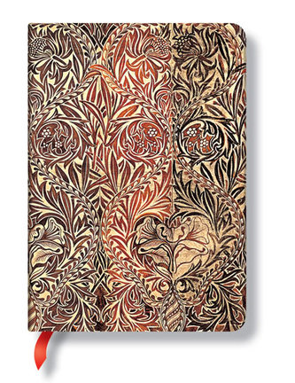 Zápisník - Morris Iris, midi 120x170