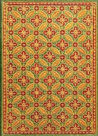 Zápisník - Mosaique, micro 70x90