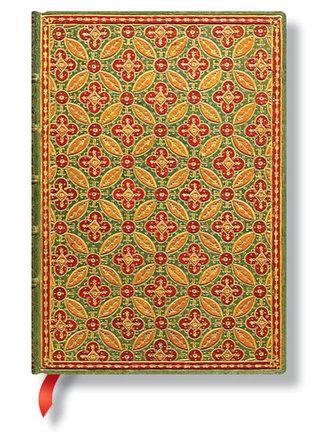 Zápisník - Mosaique, midi 120x170