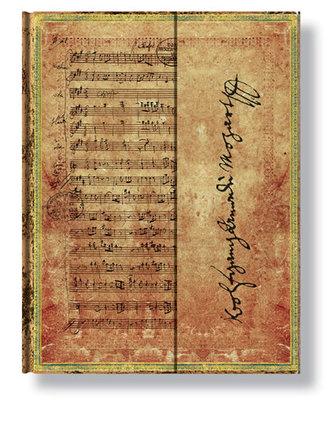 Zápisník - Mozart Wrap, ultra 180x230