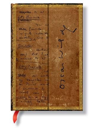 Zápisník - Oscar Wilde Imp Being Earnest, mini 95x140