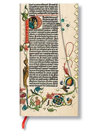 Zápisník - Parabole, slim 90x180