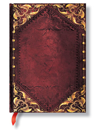 Zápisník - Pastoral Impulses, midi 120x170