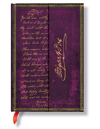 Zápisník - Poe, Tamerlane, mini 95x140