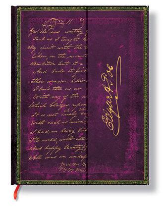 Zápisník - Poe, Tamerlane, ultra 180x230