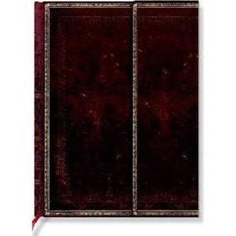 Zápisník - Red Moroccan, midi 120x170