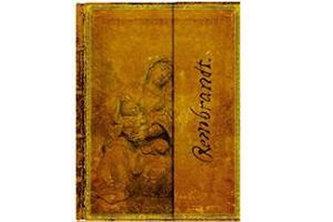 Zápisník - Rembrandt,Virgin & Child Wrap, ultra 180x230
