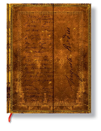 Zápisník - Rodin, Letter to Rilke Wrap, mini 95x140