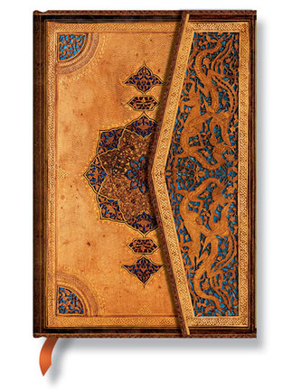 Zápisník - Safavid, mini 95x140