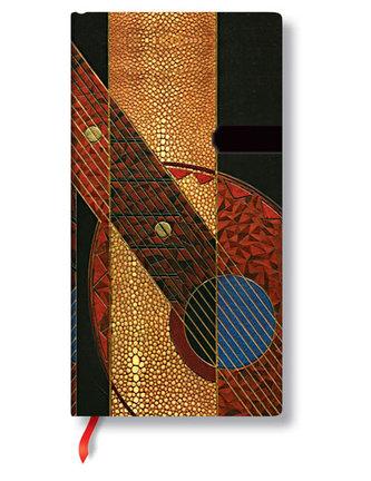 Zápisník - Serenade, slim 90x180