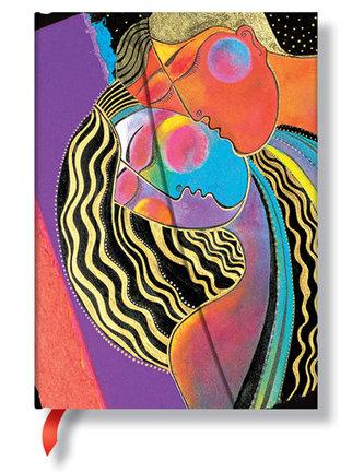 Zápisník - The Lovers Wrap, midi 120x170