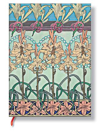 Zápisník - Tiger Lily, micro 70x90