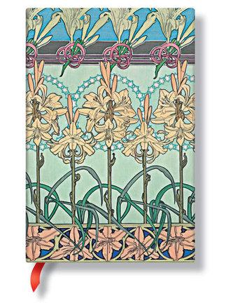 Zápisník - Tiger Lily, mini 95x140