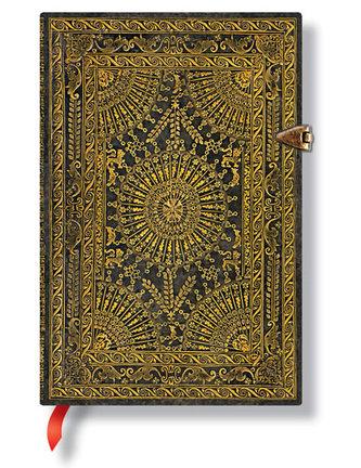 Zápisník - Ventaglio Marrone, mini 95x140