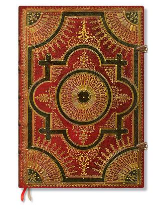 Zápisník - Ventaglio Rosso, Grande 210x300