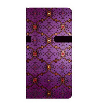 Zápisník - Violet, slim 90x180
