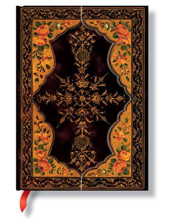 Zápisník - Wild Rose, midi 120x170