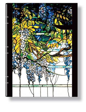 Zápisník - Wisteria, ultra 180x230