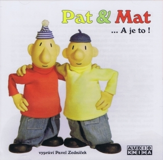 Pat a Mat... A je to! 1CD - Pavel Pavel