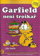 Garfield není troškař (č.9) - 2. vydání