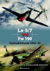 La–5/7 vs Fw 190 - Východní fronta 1942–45