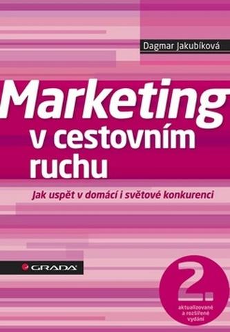 Marketing v cestovním ruchu - Jak uspět v domácí i světové konkurenci - 2. vydání