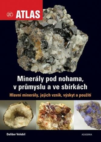 Minerály pod nohama, v průmyslu a ve sbírkách
