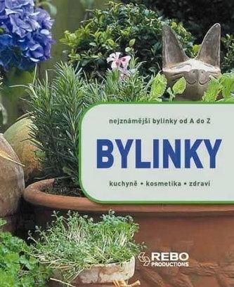 Bylinky - Lexikon - 5. vydání