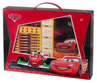 Auta 2 - razítka v kufříku