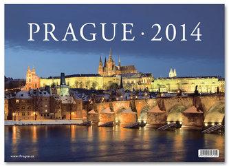 Kalendář stolní 2013 - Prague