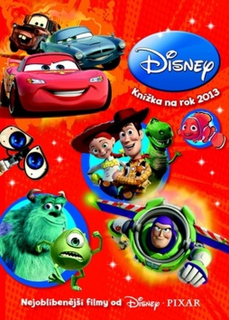Disney - knížka na rok 2013