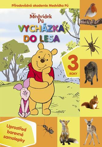 Medvídek Pú - Přírodovědná akademie - Vycházka do lesa