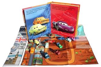 Auta 2 - Pohádky o autech - Hraj si s námi