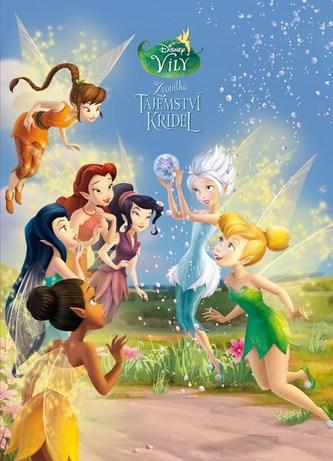 Víly - Zvonilka - Tajemství křídel - Filmový příběh - Walt Disney