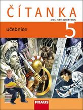 Čítanka 5 pro ZŠ - učebnice
