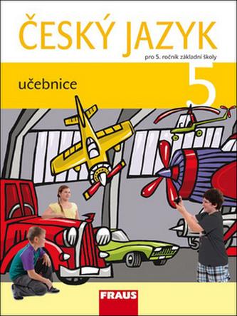 Český jazyk 5 pro ZŠ - učebnice