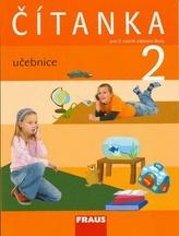 Čítanka 2 pro ZŠ - učebnice, brož.